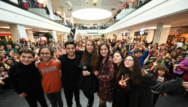 İzmirli çocuklar 'GAMONYA: HAYALLER ÜLKESİ'YLE Tanıştı