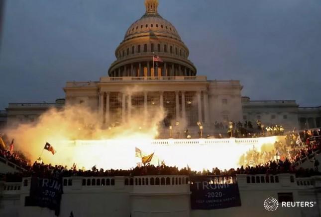 Kaos Sonrası Kongre'de Tescillendi: Joe Biden 46. ABD Başkanı