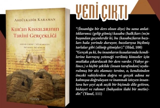 """""""Karantina Günleri""""nde Ashab-ı Kehf'i kitaplaştırdı"""
