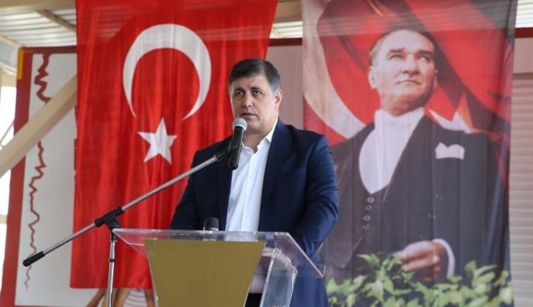 Karşıyaka Belediyesi'nde bayram buluşması