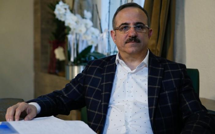 Kerem Ali Sürekli AK Parti İl Başkanı olarak atandı