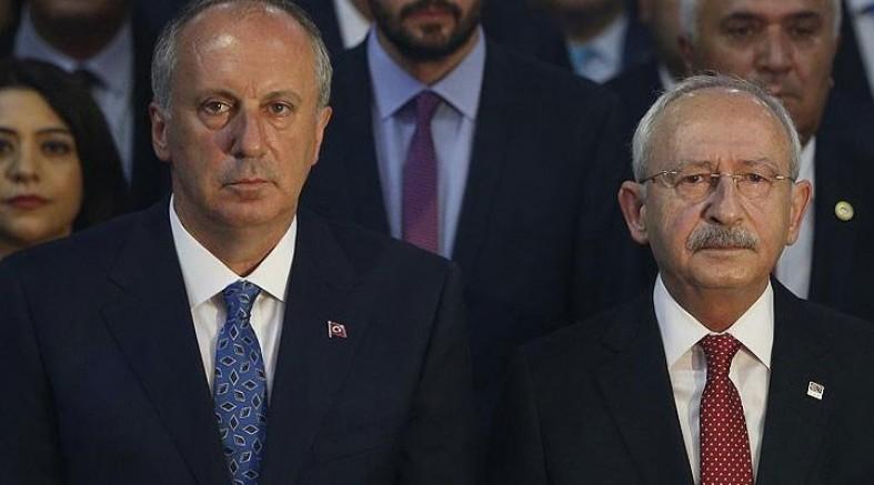 Kılıçdaroğlu'dan Partililere 'Muharrem İnce' Talimatı