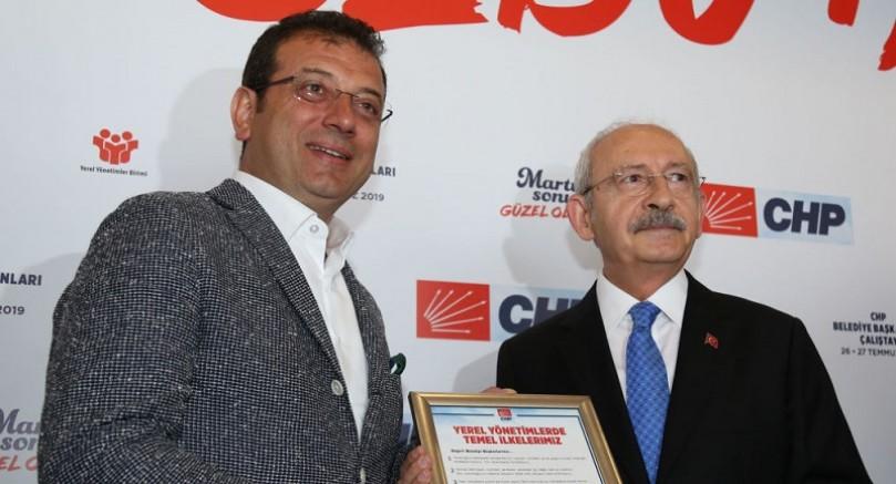 Kılıçdaroğlu'ndan 'hak ihlali' ve 'Hakan Atilla' açıklaması