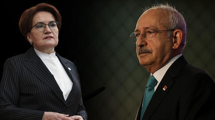 Kılıçdaroğlu'ndan Akşener'in 'başbakan' çıkışıyla ilgili açıklama