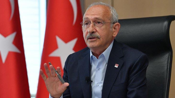 Kılıçdaroğlu'ndan 'cumhurbaşkanı adayı' açıklaması: Alınan bir karar yok