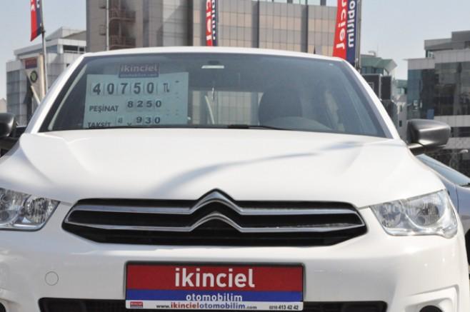 İkinci El Araç Fiyatlarında Şok Düşüş