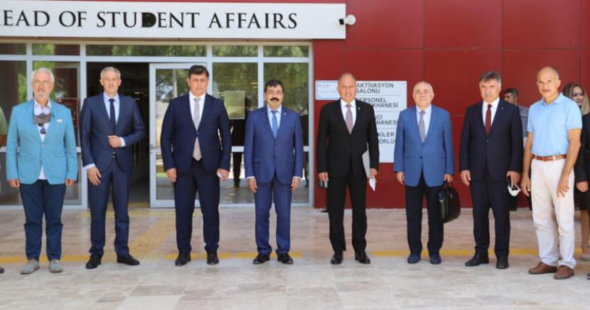 Kuzey İzmir TEKMER'de İzmir İçin Yola Çıkıldı