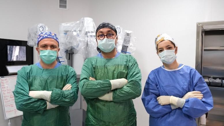 Laparoskopik ve Robotik Cerrahi Avantaj Sağlıyor