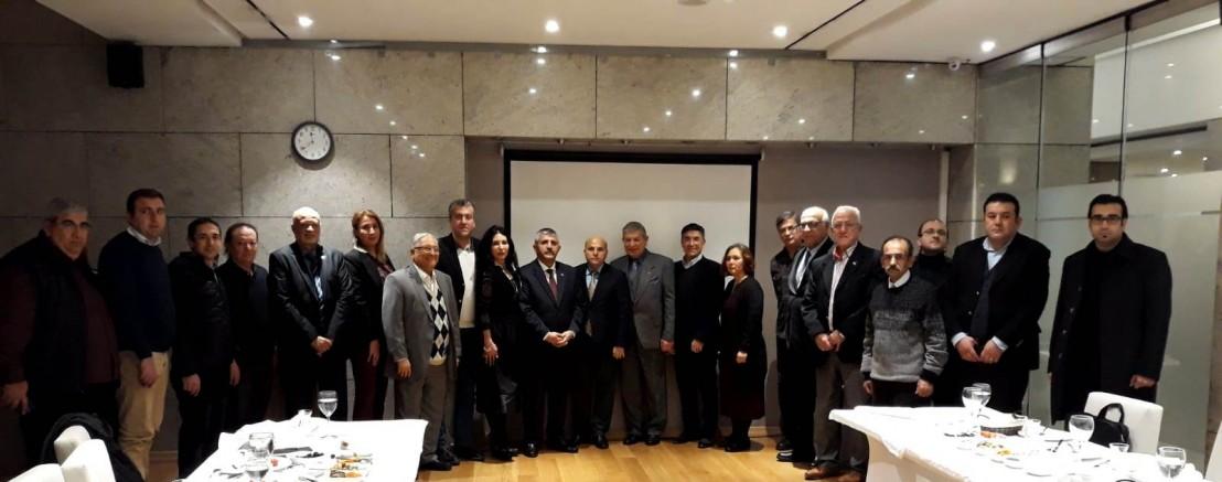 İzmir Medya Platformu İle Buluşan MHP İzmir İl Başkanı Şahin; Bu Sefer İzmir'de Farklı Tablo Çıkacak