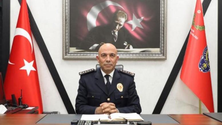 İşte İzmir'in Yeni Emniyet Müdürü Mehmet Şahne ve Üstlendiği Görevler