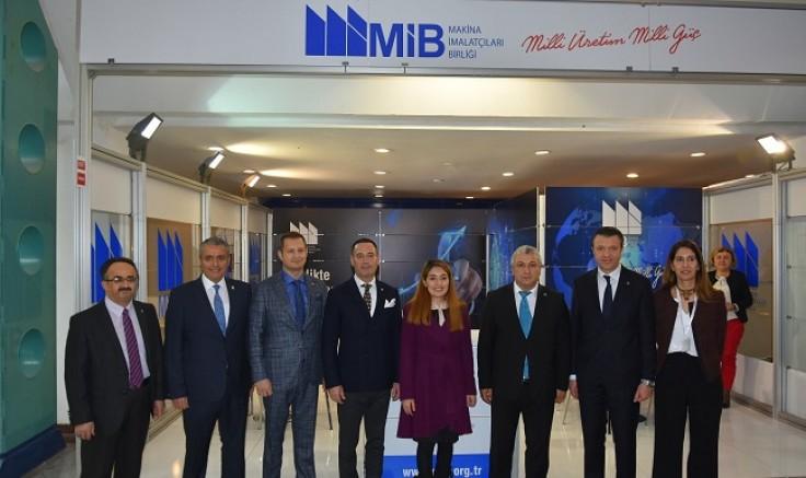 MİB Başkanı Ahmet Özkayan: Makine Sektörüne Verilen Destek Yatırıma Dönüşür
