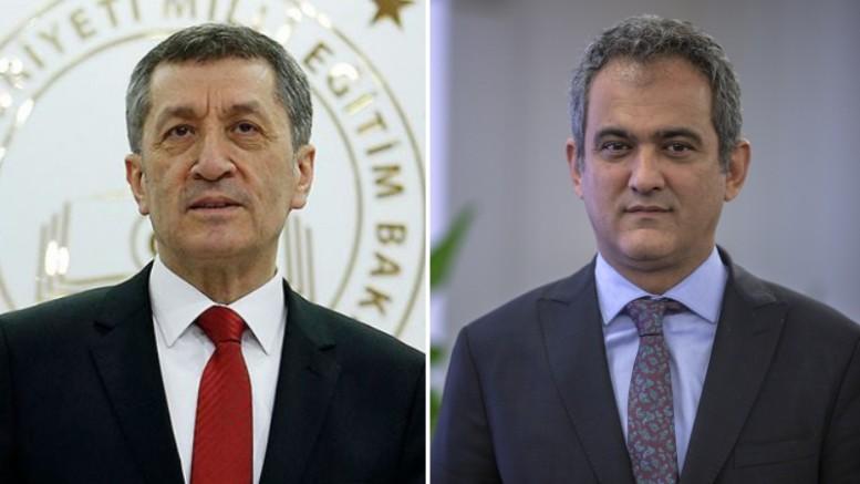 Milli Eğitim Bakanı Ziya Selçuk istifa etti! Yerine Prof. Dr. Mahmut Özer atandı!