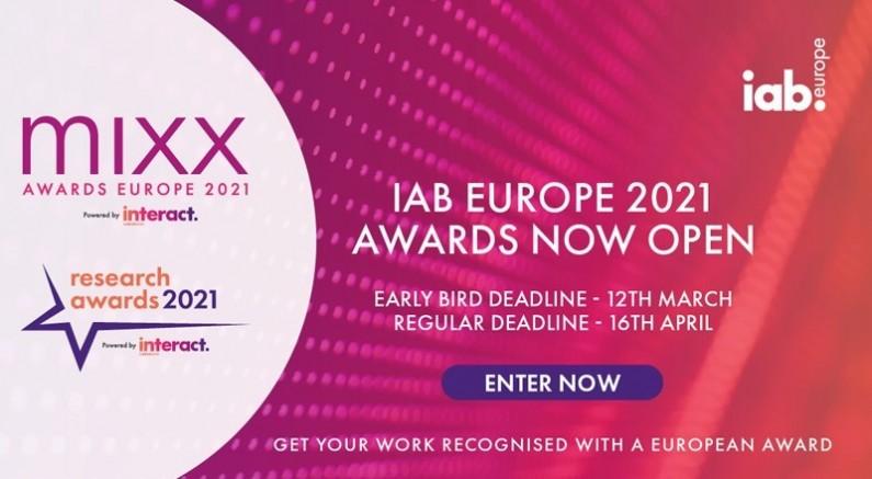 MIXX Awards Europe'da Türkiye'ye 12 Ödül!