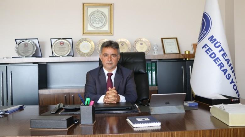 MÜFED Başkanı İsmail Kahraman: Belediyelerdeki Harç ve Ücretlerde Farklı Uygulamalar Kaldırılmalı