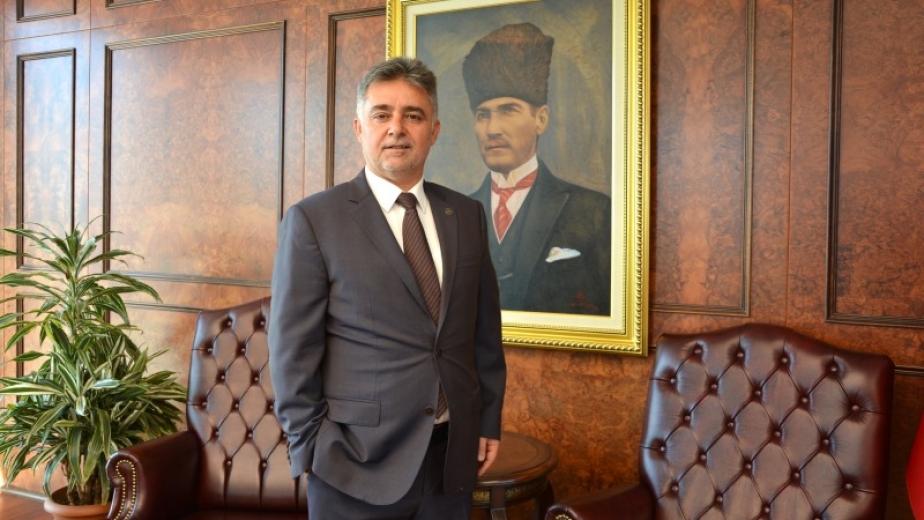 MÜFED Başkanı İsmail Kahraman, Demir Ve Çimento Üretimi Konusunda Düzenleme Bekliyoruz