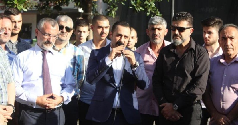 Nazmi Akçay: Kurtuluş Günlerimiz Sorumluluklarımızı Hatırlatmalı