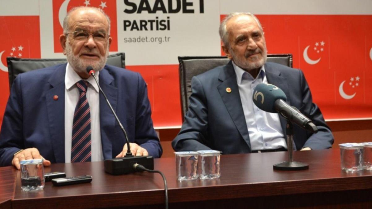 Asiltürk Saadet Partisinde Kongre Ateşini Yaktı, Parti Sözcüsü Birol Aydın'dan İtiraz Geldi