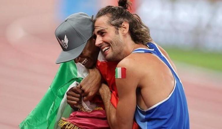 Olimpiyatlarda Bir İlk: Müslüman Sporcu Altınını Ve şampiyonluğunu Rakibi İle Paylaştı
