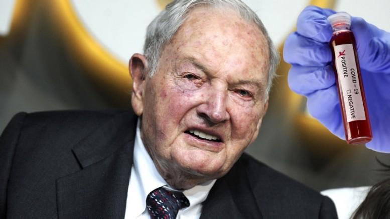 Proje mi Kehanet mi?  Rockefeller'in Korona Virüs Salgınını Birebir Anlattığı Rapor Yayından Kaldırıldı