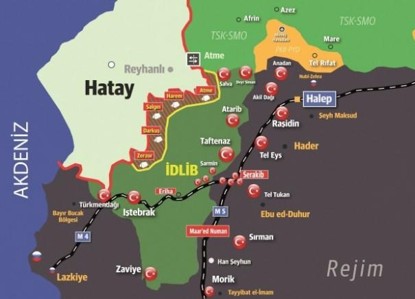 Rusya İle İdlib Diplomasisi Çöktü, Eller Tetikte Türkiye Adım Adım Harekata Gidiyor