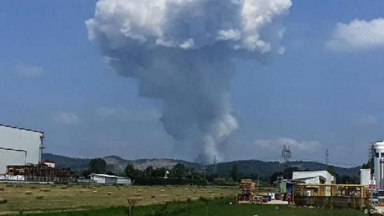 Sakarya'da ikinci havai fişek patlaması: 3 kişi yaşamını yitirdi