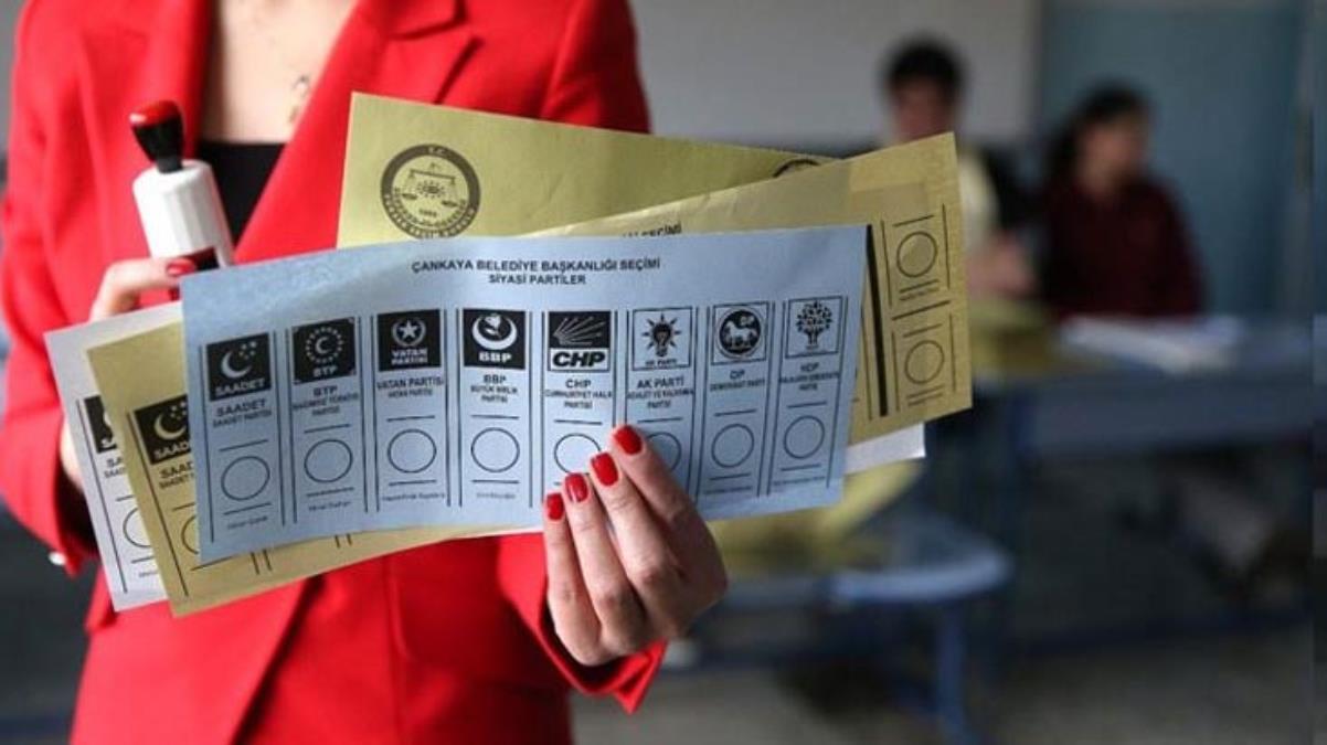 Son Ankette Dikkat Çeken Sonuçlar: 5 Parti Barajı Geçiyor