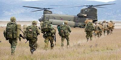 ABD NATO Bahanesiyle Türkiye'yi mi Kuşatıyor?