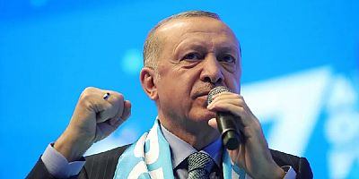 Erdoğan: Onlara rağmen Kanal İstanbul'u yapacağız