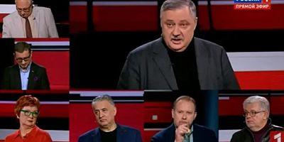 Rus televizyonunda Türkiye kavgası:
