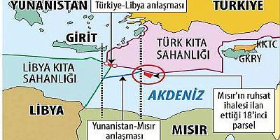 Yunanistan Ve Mısır Arasında Doğu Akdeniz Krizi! Mısır'ın Türkiye Dikkati Yunanistan'ı Kızdırdı