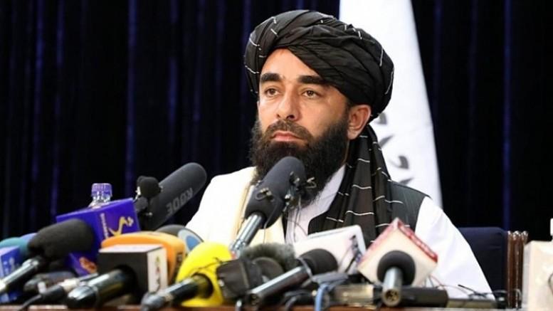 Taliban Sözcüsünden yeni Açıklama: Herkesten çok Türkiye'ye ihtiyacımız var