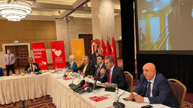 TDP Genel Başkanı Mustafa Sarıgül; Ne Sol'un Ne Sağ'ın Bekçisi Olacağız