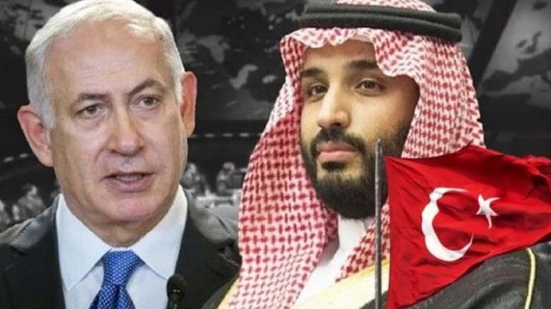 Tek Hedef Türkiye: İsrail İle Suudi Arabistan Arasında Gizli Türkiye Görüşmesi