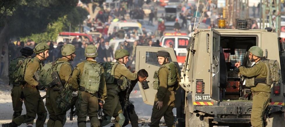 Terör Devleti İsrail'de İç İsyan Başladı, 1966'dan Bu Yana ilk OHAL!