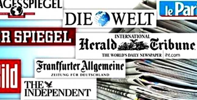 Teröristleri Kürtler Diyerek Perdeleyen Batı Medyası Terörle Omuz Omuza
