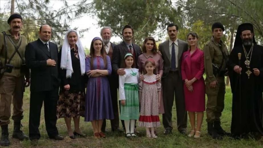 TRT Dizisi 'Bir Zamanlar Kıbrıs' Tarihi Gerçekleri Rum Yanlıların Yüzüne Çarpıyor