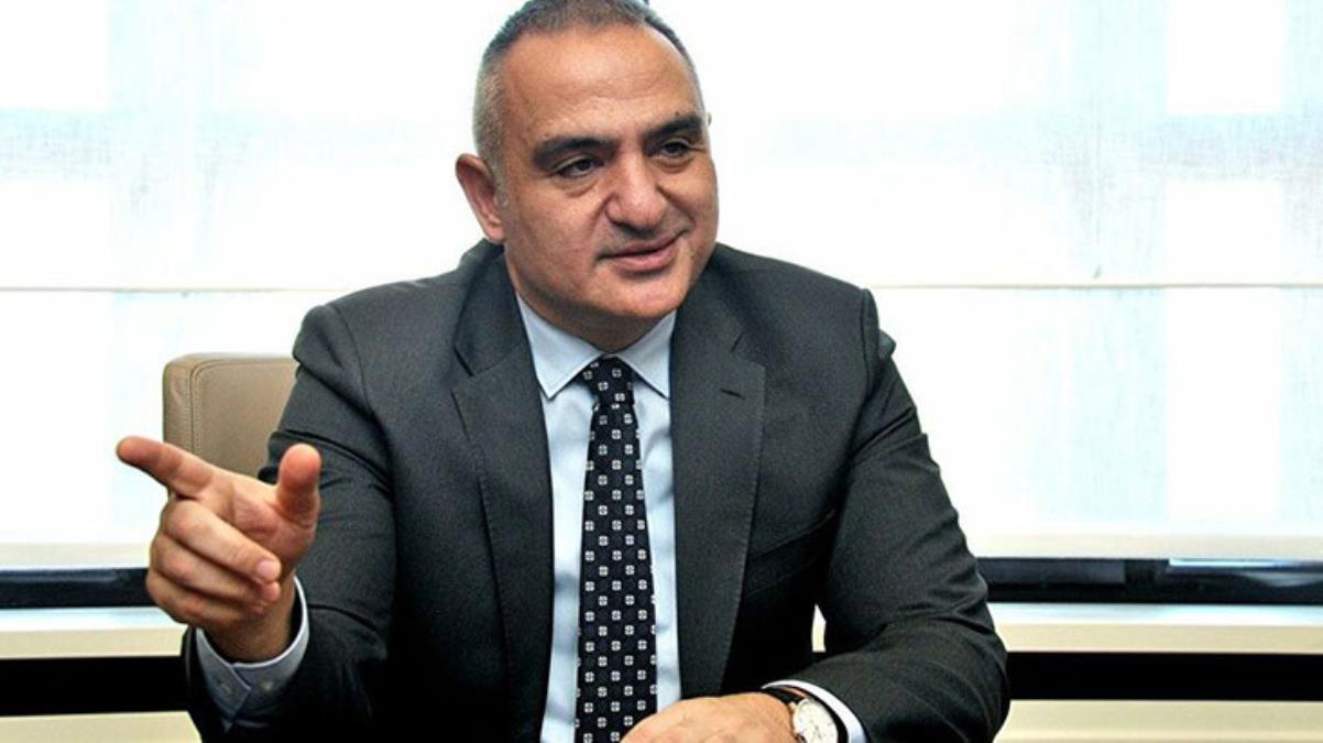 Turizm Bakanı Mehmet Nuri Ersoy: 17 Mayıs itibarıyla vaka sayıları 5 binin altına inecek