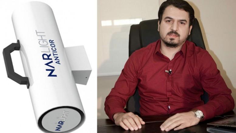 Türk Firmasından Yerli Ve Milli Ürün ANTICOR
