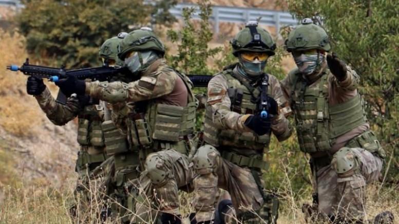 Türk Ordusu Irak'ta 40 KM İçeri Girdi, Beka Hattı Tamam!