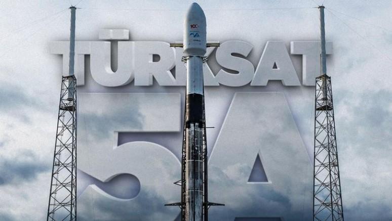 Türkiye 5. Uydusunu Fırlattı, Türksat 5A Uydusundan İlk Müjde Geldi