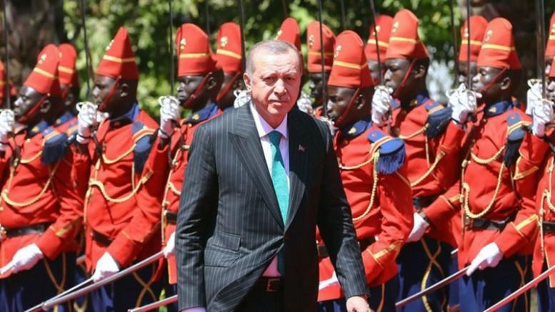 Türkiye harekete geçti! 50 milyar dolar ve 50 büyükleçilik