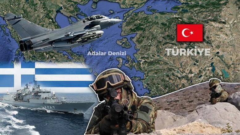 Üç Navtex yayınlandı: Yunanistan'a 'Lozan' ve 'Paris' uyarısı