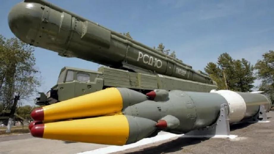 Ukrayna uyardı: Ya bizi NATO'ya alın ya da nükleer silah yaparız!