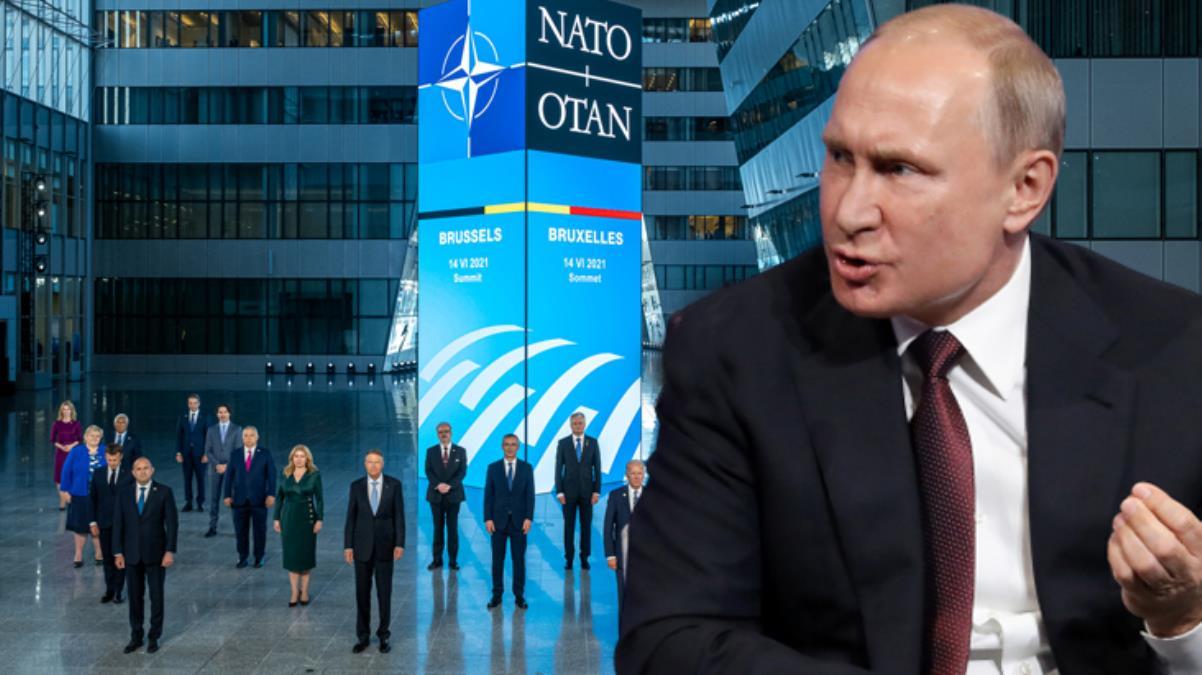 Ukrayna'nın NATO'ya Kabul Edileceği Gelişmesi Putin'i Çılgına Çevirdi: Çocuk Gibi Kandırıldık