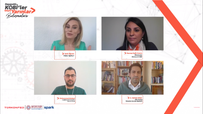 Yeni Nesil Girişimciler Finans Dünyasındaki Dijitalleşmeyi Masaya Yatırdı