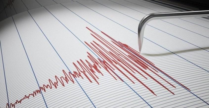 Yunanistan'da şiddetli deprem, İzmir Ve Ege Kıyıları da Sallandı